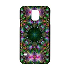 Digital Kaleidoscope Samsung Galaxy S5 Hardshell Case  by Simbadda