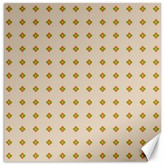 Pattern Background Retro Canvas 20  X 20   by Simbadda