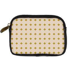Pattern Background Retro Digital Camera Cases