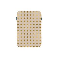 Pattern Background Retro Apple Ipad Mini Protective Soft Cases by Simbadda