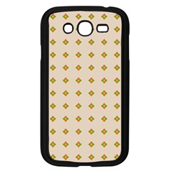 Pattern Background Retro Samsung Galaxy Grand Duos I9082 Case (black) by Simbadda