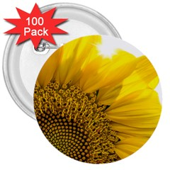 Plant Nature Leaf Flower Season 3  Buttons (100 Pack)  by Simbadda