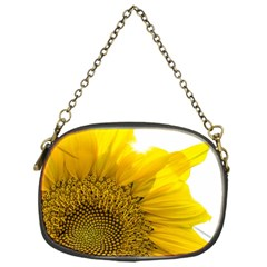 Plant Nature Leaf Flower Season Chain Purses (one Side)  by Simbadda