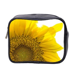 Plant Nature Leaf Flower Season Mini Toiletries Bag 2 Side