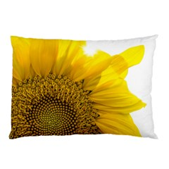 Plant Nature Leaf Flower Season Pillow Case (two Sides) by Simbadda