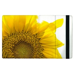 Plant Nature Leaf Flower Season Apple Ipad 3/4 Flip Case by Simbadda