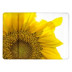 Plant Nature Leaf Flower Season Samsung Galaxy Tab 10 1  P7500 Flip Case by Simbadda