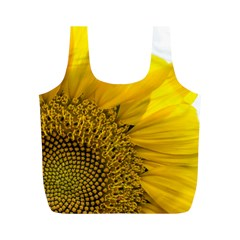 Plant Nature Leaf Flower Season Full Print Recycle Bags (m)  by Simbadda