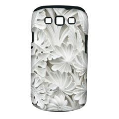 Pattern Motif Decor Samsung Galaxy S Iii Classic Hardshell Case (pc+silicone) by Simbadda