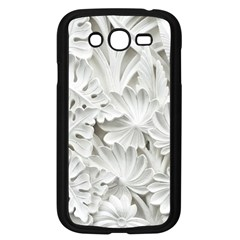 Pattern Motif Decor Samsung Galaxy Grand Duos I9082 Case (black) by Simbadda