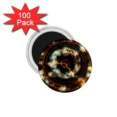 Science Fiction Energy Background 1 75  Magnets (100 Pack)  by Simbadda
