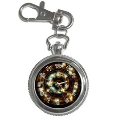 Science Fiction Energy Background Key Chain Watches by Simbadda