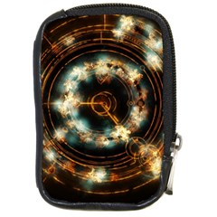 Science Fiction Energy Background Compact Camera Cases by Simbadda