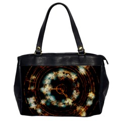 Science Fiction Energy Background Office Handbags by Simbadda