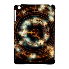 Science Fiction Energy Background Apple Ipad Mini Hardshell Case (compatible With Smart Cover) by Simbadda