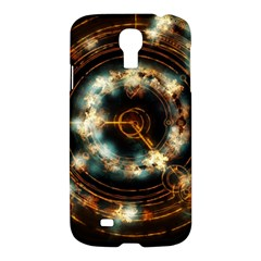 Science Fiction Energy Background Samsung Galaxy S4 I9500/i9505 Hardshell Case by Simbadda