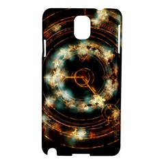 Science Fiction Energy Background Samsung Galaxy Note 3 N9005 Hardshell Case by Simbadda