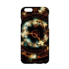 Science Fiction Energy Background Apple Iphone 6/6s Hardshell Case by Simbadda