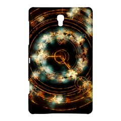 Science Fiction Energy Background Samsung Galaxy Tab S (8 4 ) Hardshell Case  by Simbadda
