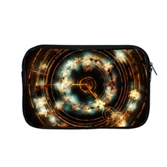 Science Fiction Energy Background Apple Macbook Pro 13  Zipper Case by Simbadda