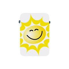 The Sun A Smile The Rays Yellow Apple Ipad Mini Protective Soft Cases