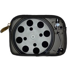 Turntable Record System Tones Digital Camera Cases by Simbadda