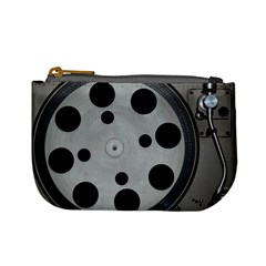Turntable Record System Tones Mini Coin Purses by Simbadda