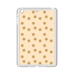 Pattern Gingerbread Star Ipad Mini 2 Enamel Coated Cases by Simbadda