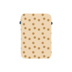 Pattern Gingerbread Star Apple Ipad Mini Protective Soft Cases by Simbadda