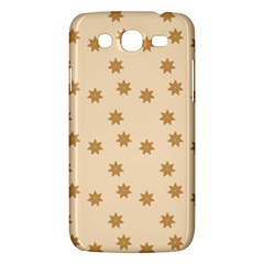 Pattern Gingerbread Star Samsung Galaxy Mega 5 8 I9152 Hardshell Case  by Simbadda