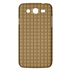 Pattern Background Brown Lines Samsung Galaxy Mega 5 8 I9152 Hardshell Case