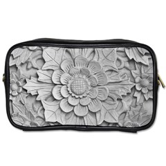 Pattern Motif Decor Toiletries Bags 2 Side by Simbadda