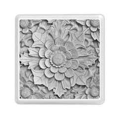 Pattern Motif Decor Memory Card Reader (square)
