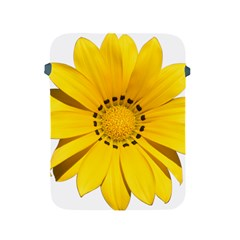 Transparent Flower Summer Yellow Apple Ipad 2/3/4 Protective Soft Cases by Simbadda