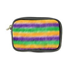 Mardi Gras Strip Tie Die Coin Purse by PhotoNOLA