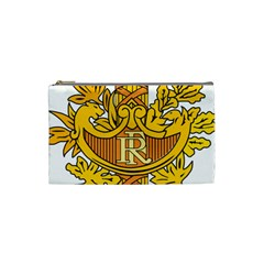 National Emblem Of France  Cosmetic Bag (small)  by abbeyz71