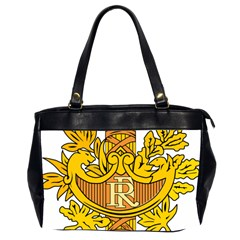 National Emblem Of France  Office Handbags (2 Sides)  by abbeyz71