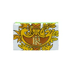 National Emblem Of France  Cosmetic Bag (xs) by abbeyz71