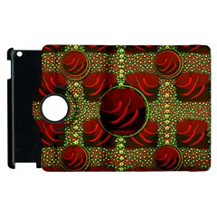 Spanish And Hot Apple Ipad 3/4 Flip 360 Case by pepitasart