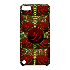 Spanish And Hot Apple Ipod Touch 5 Hardshell Case With Stand by pepitasart