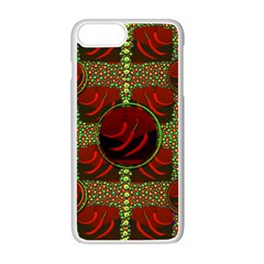 Spanish And Hot Apple Iphone 7 Plus White Seamless Case by pepitasart