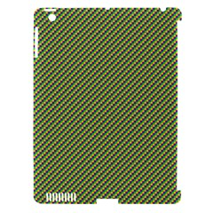 Mardi Gras Checker Boards Apple Ipad 3/4 Hardshell Case (compatible With Smart Cover) by PhotoNOLA
