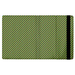 Mardi Gras Checker Boards Apple Ipad 2 Flip Case by PhotoNOLA