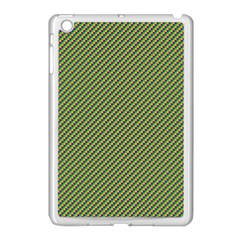 Mardi Gras Checker Boards Apple Ipad Mini Case (white) by PhotoNOLA