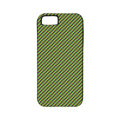 Mardi Gras Checker Boards Apple Iphone 5 Classic Hardshell Case (pc+silicone) by PhotoNOLA