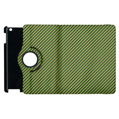 Mardi Gras Checker Boards Apple Ipad 3/4 Flip 360 Case by PhotoNOLA