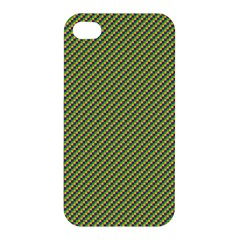 Mardi Gras Checker Boards Apple Iphone 4/4s Hardshell Case by PhotoNOLA