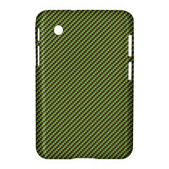 Mardi Gras Checker Boards Samsung Galaxy Tab 2 (7 ) P3100 Hardshell Case  by PhotoNOLA