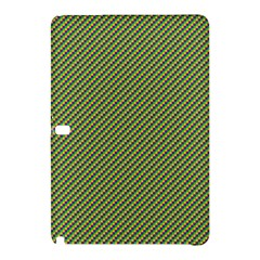 Mardi Gras Checker Boards Samsung Galaxy Tab Pro 12 2 Hardshell Case by PhotoNOLA
