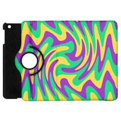 Mardi Gars Apple Ipad Mini Flip 360 Case by PhotoNOLA